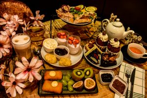 High Tea Afternoon Tea