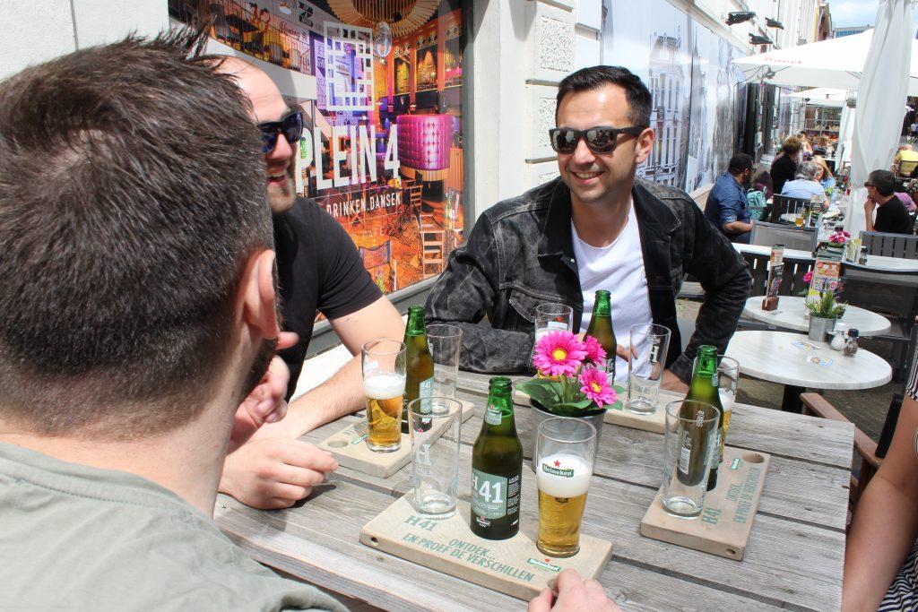 Beer & Bites Bier & Ballen